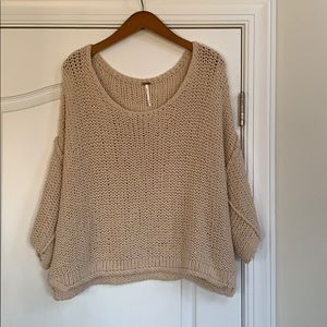 Free People Sweater. Size small